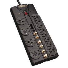 Tripp Lite Surge Protectors - Audio/Video