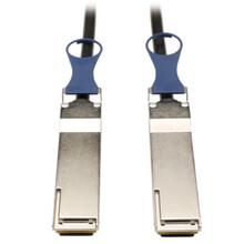 Tripp Lite Direct Attach Cables (DACs) - QSFP+ to QSFP+