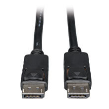 Tripp Lite Audio Video Cables - DisplayPort
