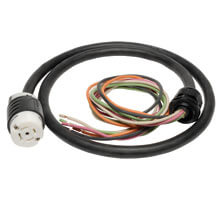 3Ph Whip Cables