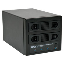 Tripp Lite USB, Lightning & FireWire - HD Enclosures & Docks