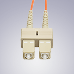 SC Duplex (Male) connector