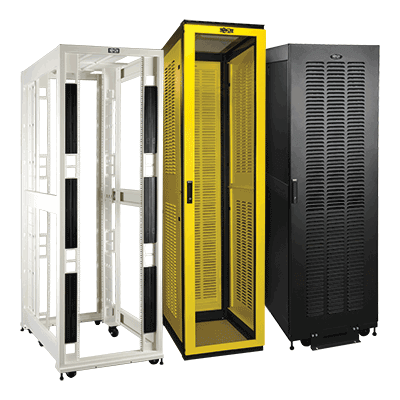 custom server rack, cabinet and enclosure