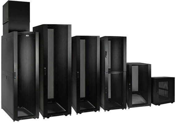 rack enclosures and cabinets