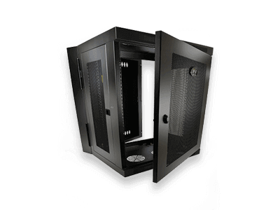 server racks and enclosures
