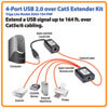 B203-104-PNP other view small image | USB, Lightning & FireWire
