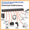 U223-010 other view small image | USB, Lightning & FireWire