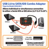 U238-000-1 other view small image | USB, Lightning & FireWire