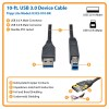 U322-010-BK other view small image | USB, Lightning & FireWire