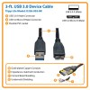 U326-003-BK other view small image | USB, Lightning & FireWire