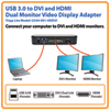 U344-001-HDDVI other view small image | USB Adapters